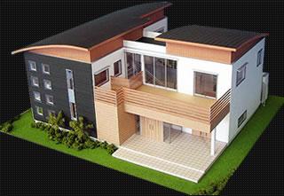 住宅模型の魅力