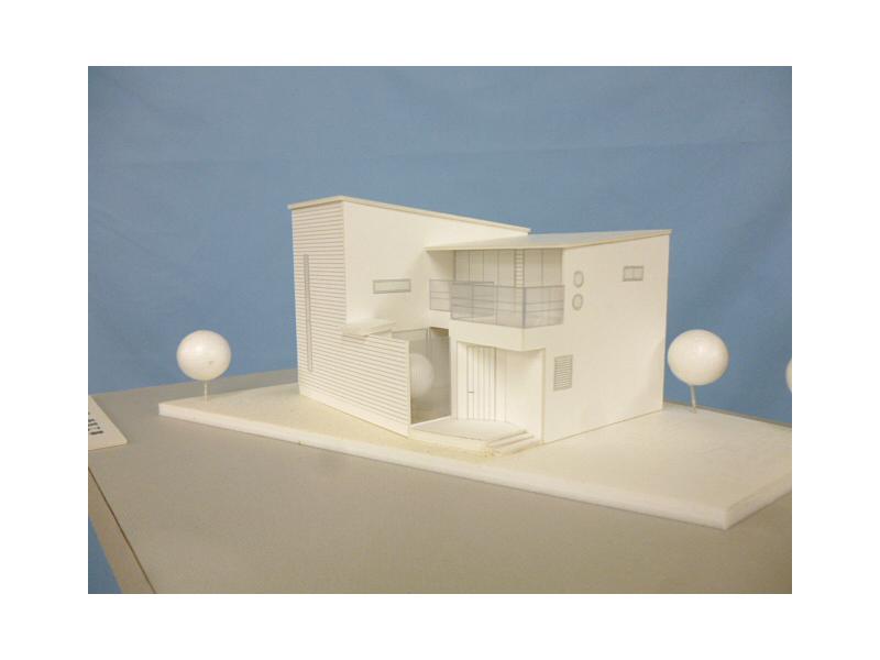 住宅模型25