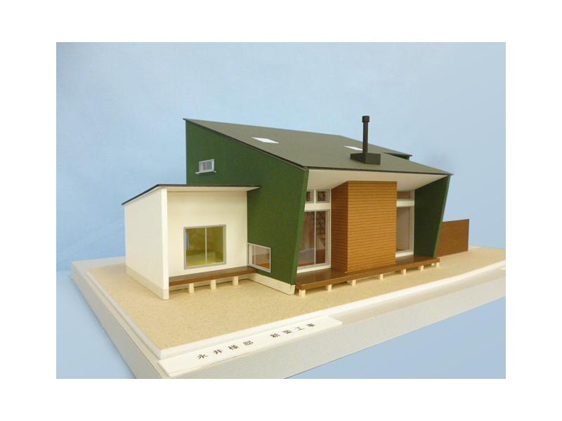 住宅模型2