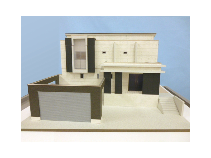 住宅模型5