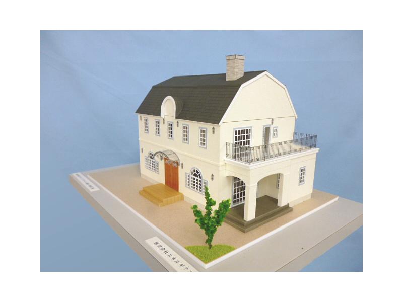 住宅模型6