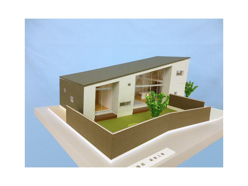 住宅模型7