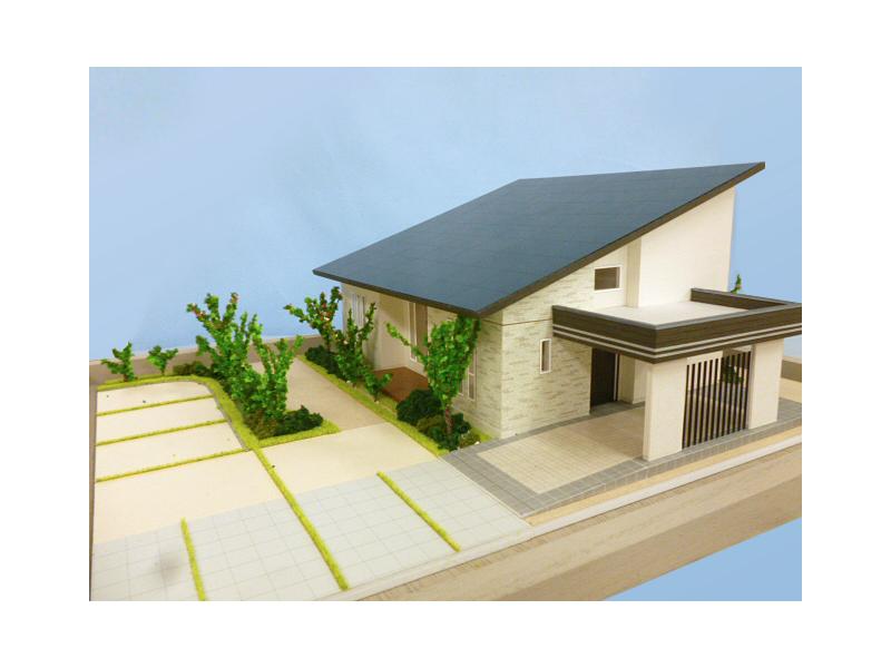 住宅模型8