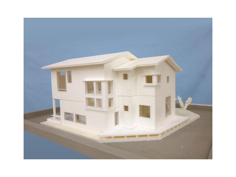 住宅模型10
