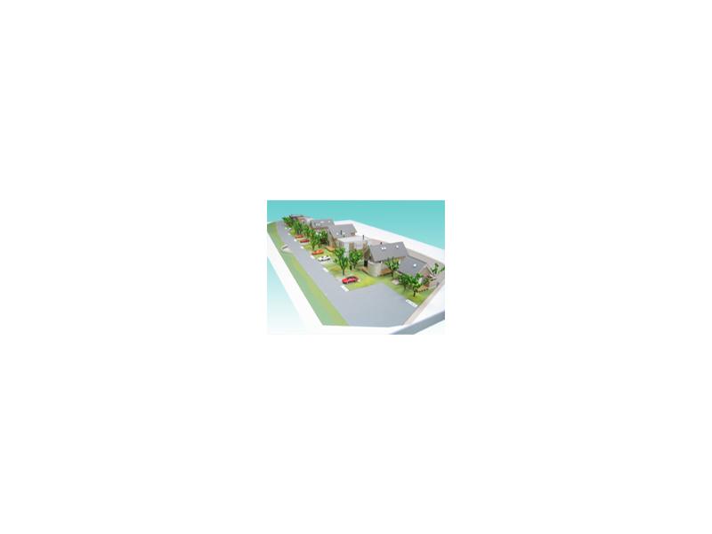 住宅模型19