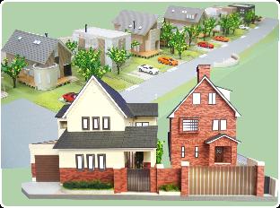 スピード対応 納期は1週間 納期相談 早い 模型 住居 公共施設 住宅模型 建築模型 モデル ミニチュア