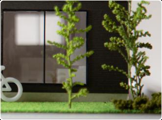 高クオリティなのに低価格 激安 安心 きれい 模型 住居 公共施設 住宅模型 建築模型 モデル ミニチュア