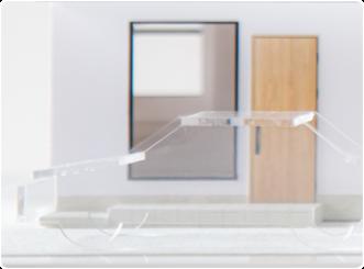 単純明快な料金システム 簡易スタディ模型は380円/坪 外観のみ模型は500円/坪 内観あり模型は900円/坪 激安 早い 模型 住居 公共施設 住宅模型 建築模型 モデル ミニチュア
